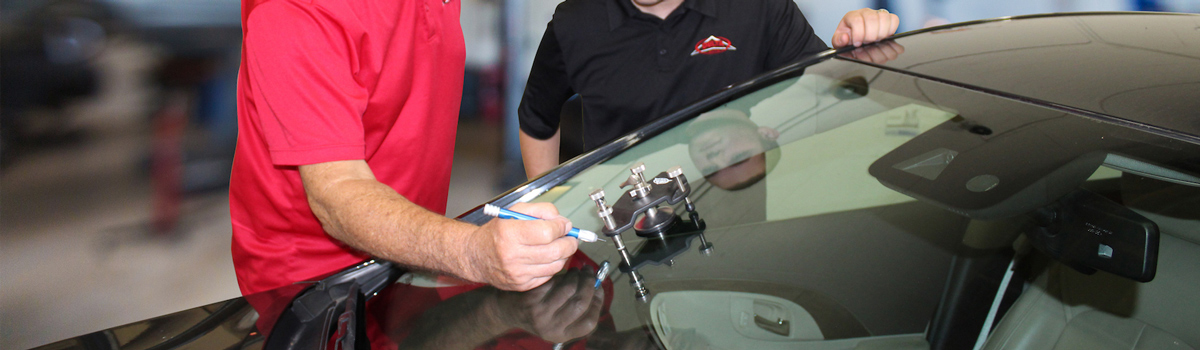 Depending on the type of damage, Eugene Headlight Restoration windshield repair service will repair rock chips up to 1.5 inches in diameter and cracks up to 6 inches in length